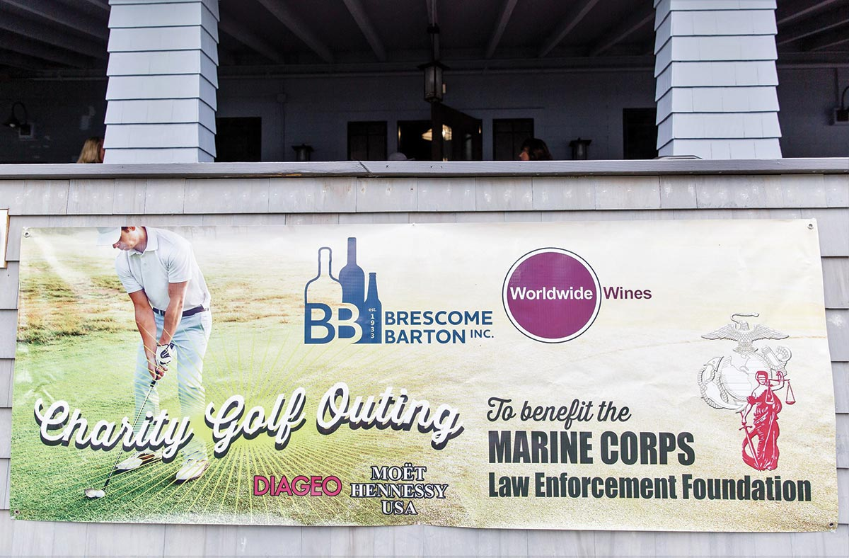 September 17, 2018: Brescome Barton/Worldwide Wines MC-LEF Golf Outing