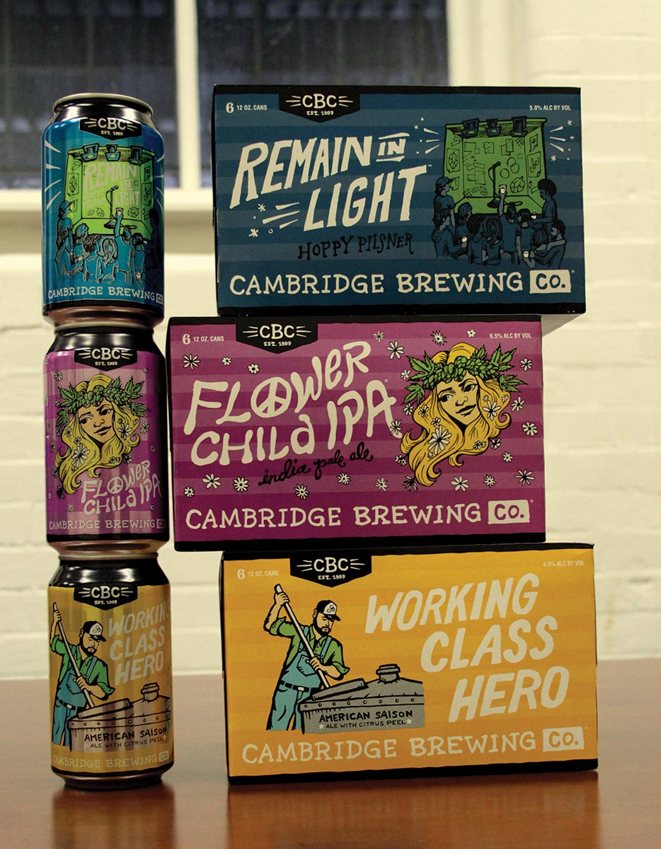 The Wine Bros. Debuts Cambridge Brews