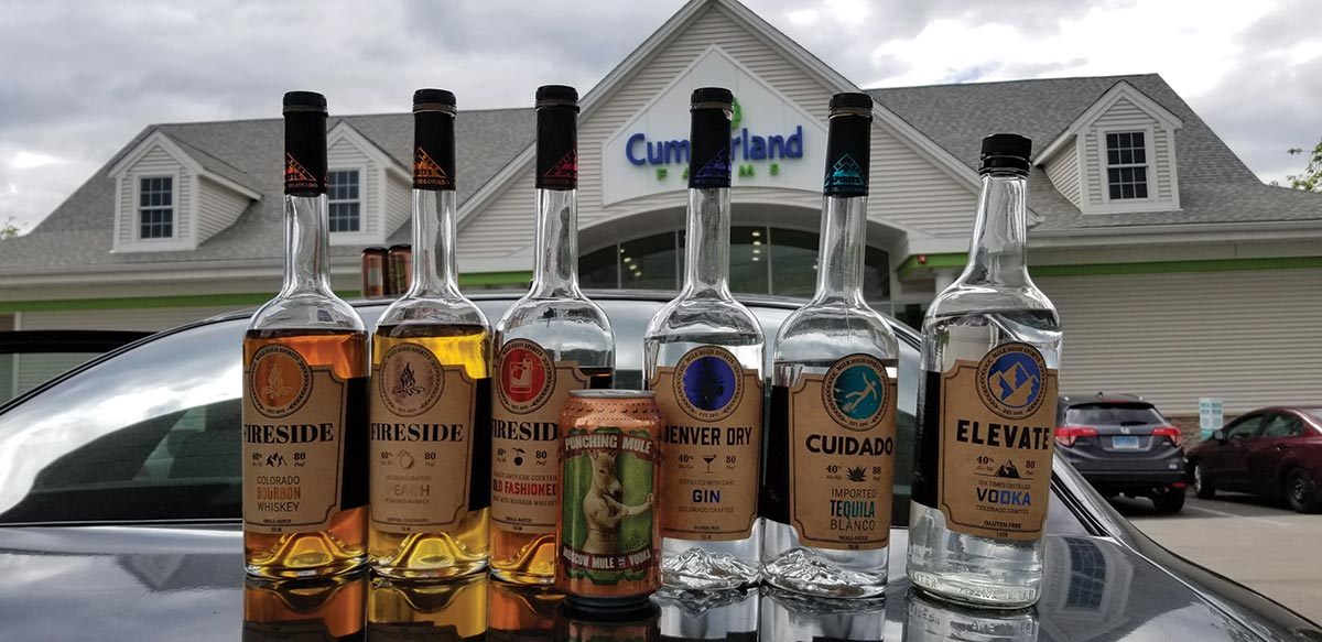 Denver's Mile High Spirits Showcased in Connecticut