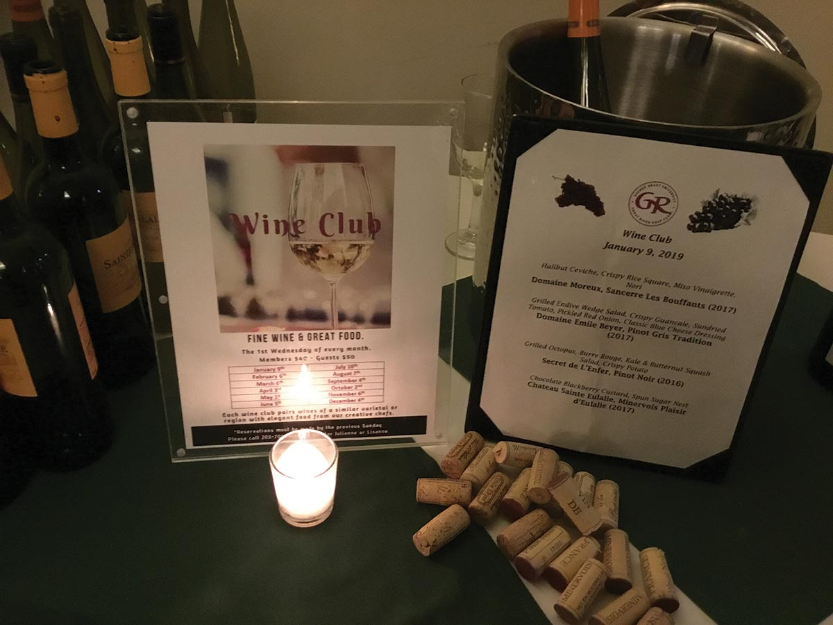 French Wines Showcased at Monty's in Milford