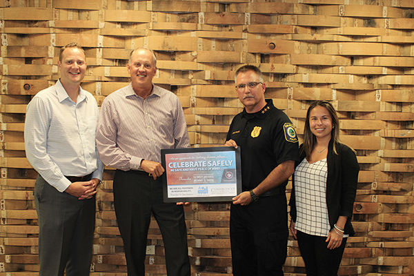 CDI Partners with Stratford City Officials for Safety