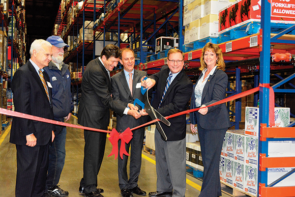 CDI Celebrates Expansion, Employee Efforts