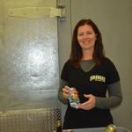 Nancy Visco of Shebeen Brewing Company.