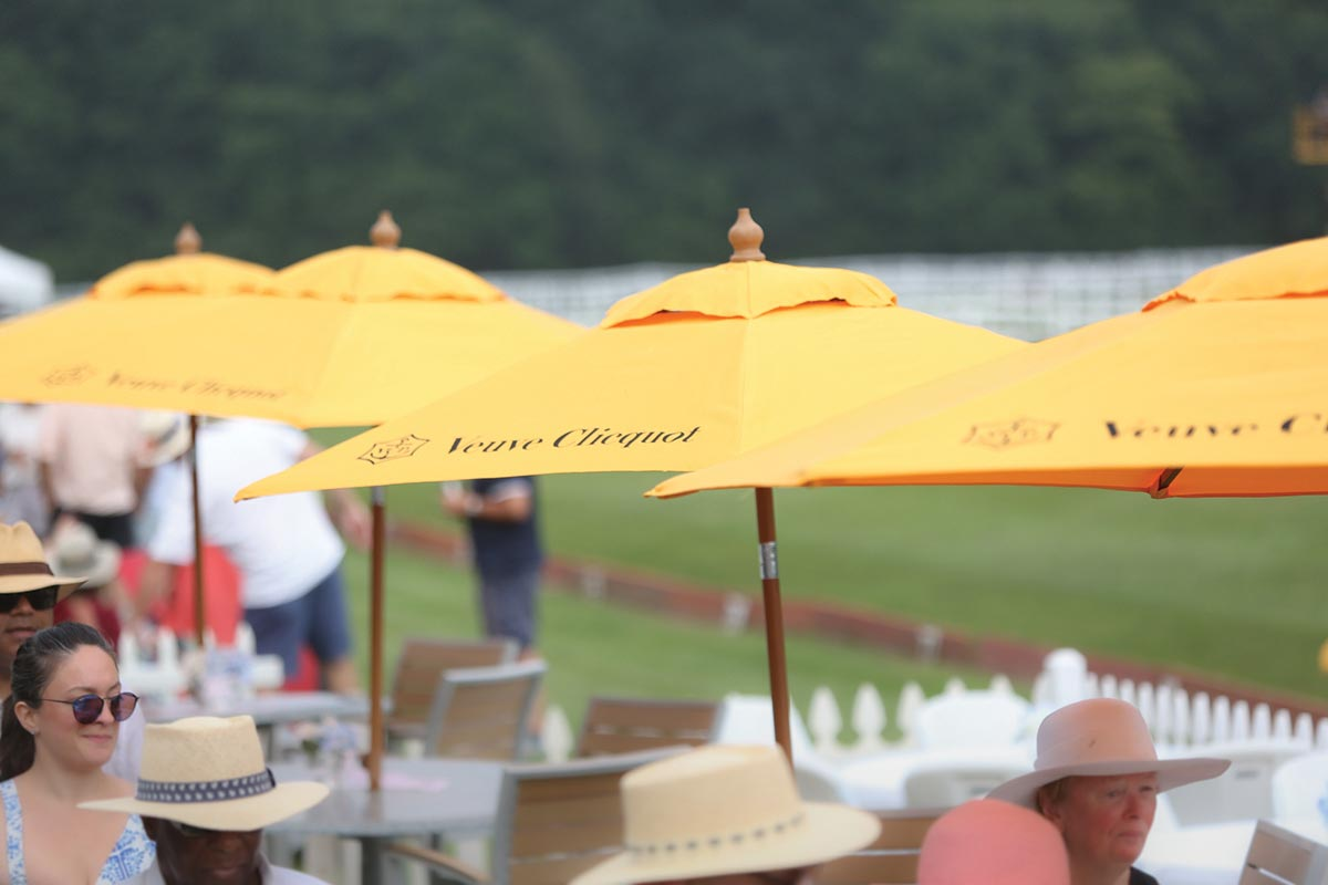 Newport Polo Offers Beverage Brands a Showcase