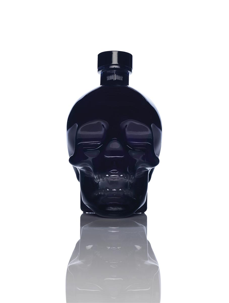 Crystal Head Onyx Offers New Expression of Vodka