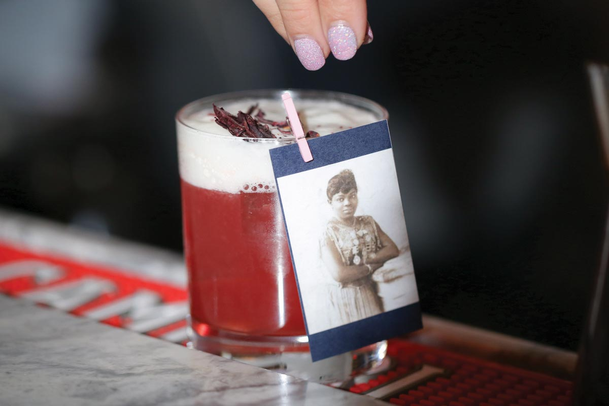 Sarto Celebrates Women's History Month with Cocktail Pop-Up