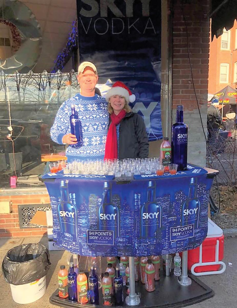 SKYY Vodka Highlighted at Holiday Run Fundraiser
