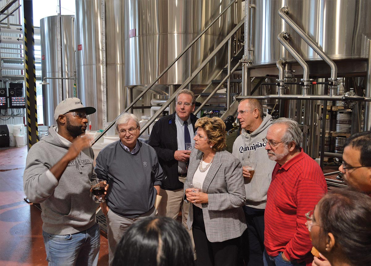 CPSA Hosts Industry Event at Stony Creek Brewery