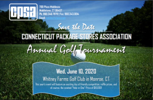 Connecticut Package Stores Association Annual Golf Tournament @ The Whitney Farms Golf Club | Monroe | Connecticut | United States