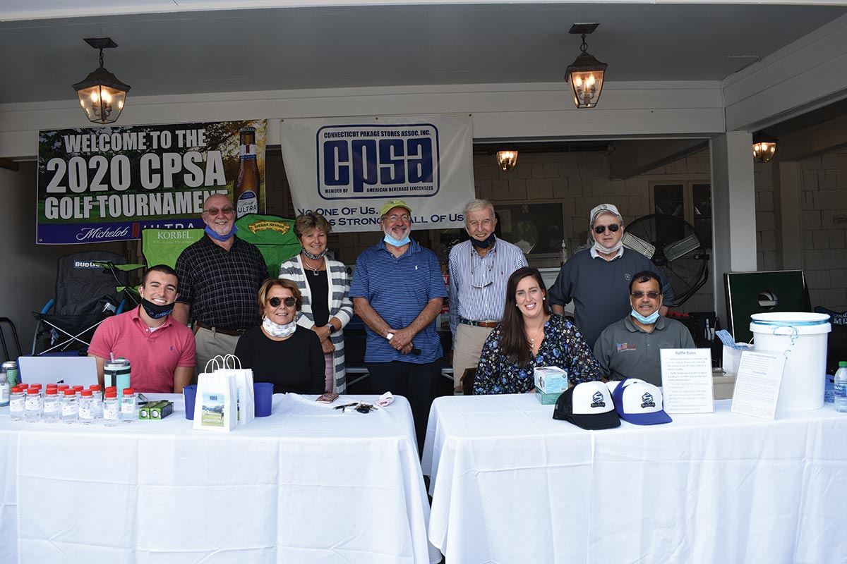 Connecticut Package Stores Association Annual Golf Tournament Returns
