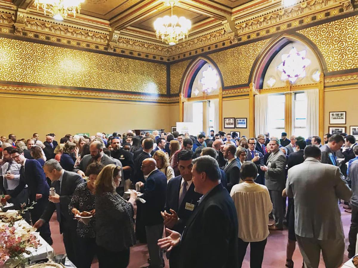 CRA Hosts Annual Legislative Reception