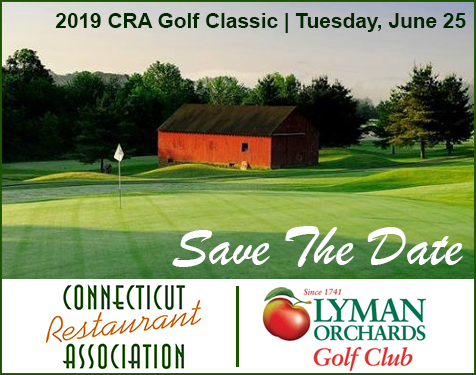 June 25, 2019: CRA's Annual Golf Classic