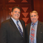2015 Friend of the Industry, State Representative Dave Rutigliano, Trumbull and Mark Guarnieri, Thurston Foods, Inc.