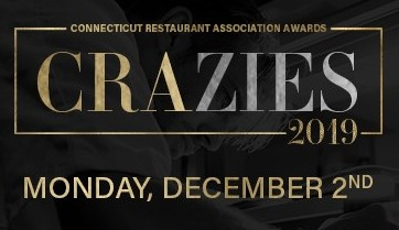 December 2, 2019: Connecticut Restaurant Association Annual Gala
