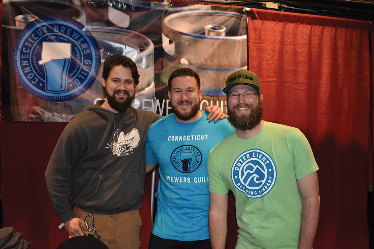 Connecticut Brewers Guild Offers First Craft Brew Fest
