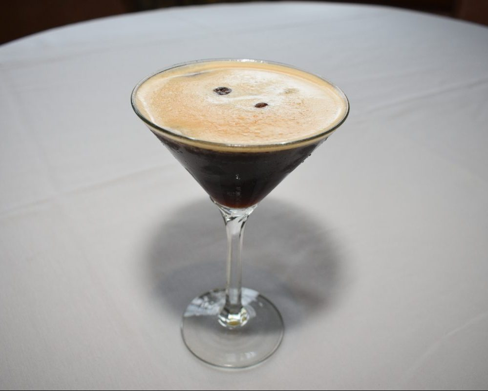 Serving Up: Piccolo Arancio's Espresso Martini