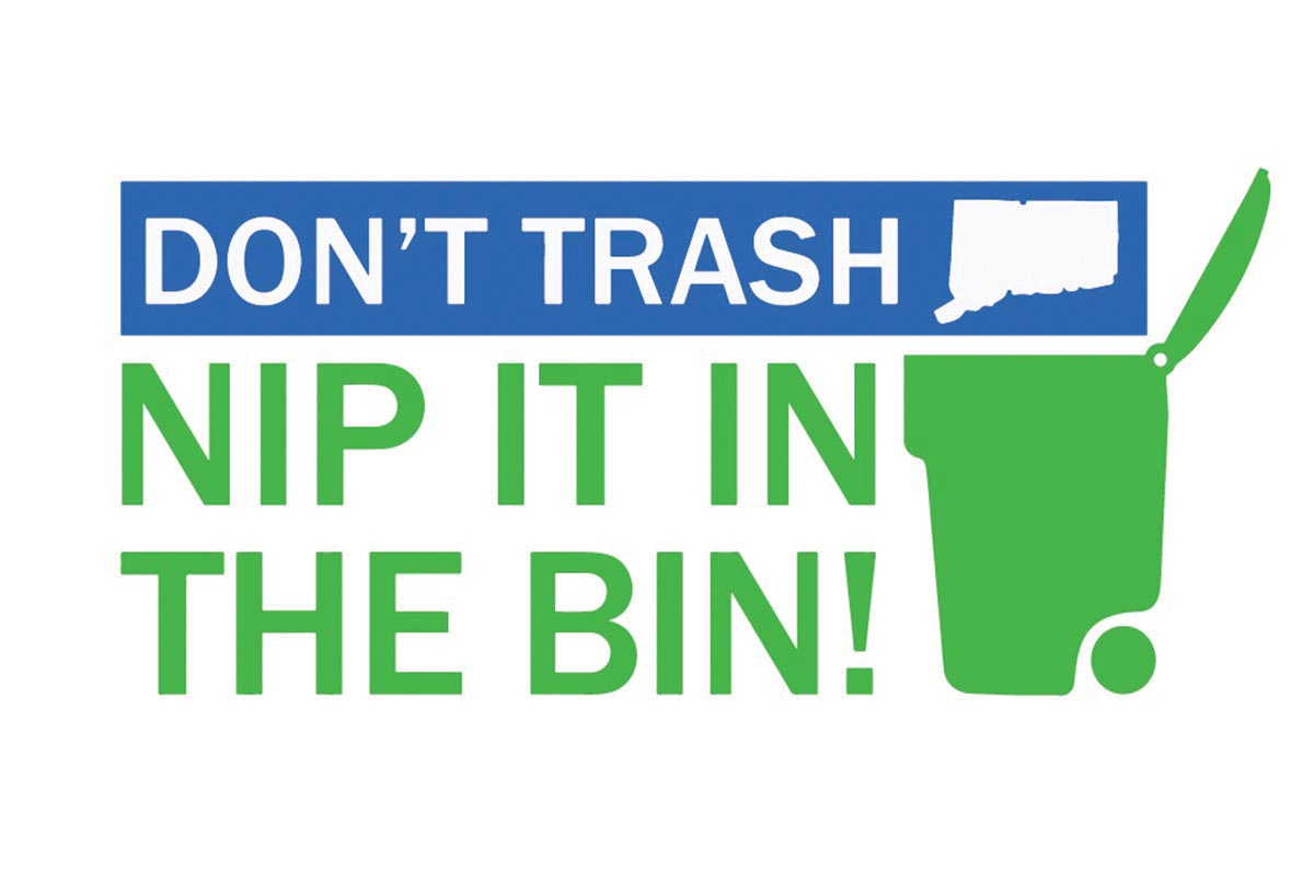 Connecticut Statewide Anti-Litter Education Renews Efforts