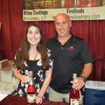 Taylor Gorman, Sales Representative, and Eric Gorman, Owner, White Silo Farm & Winery.
