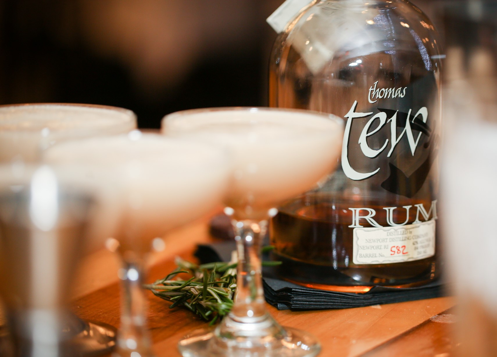 Cocktail Wars Newport Showcases Local Spirits