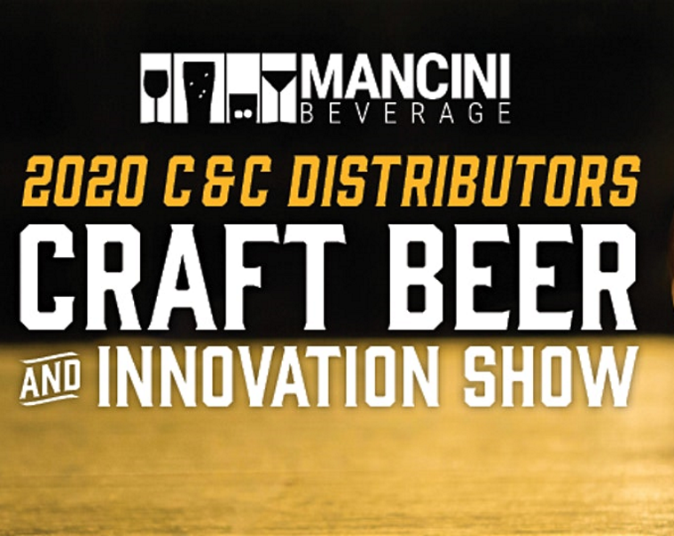 March 12, 2020: C&C DistributorsCraft Beer & Innovation Show (Trade Only)