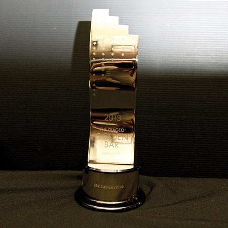 Industry Honor: C&C Distributors Awarded Diageo Golden Bar