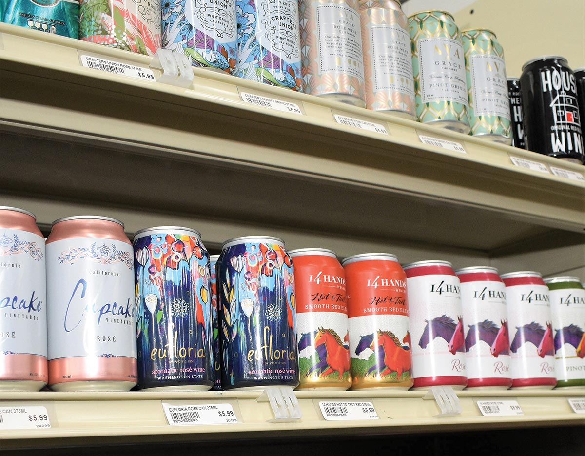Canned Wine Market Size Sees Future Growth Trajectory