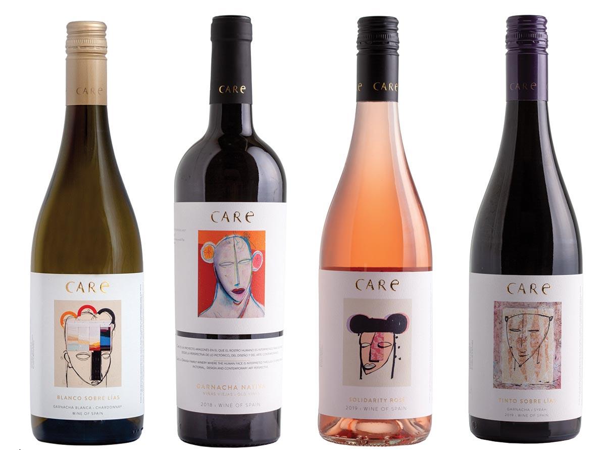 Fine Terroir Offers Care Wine of Spain