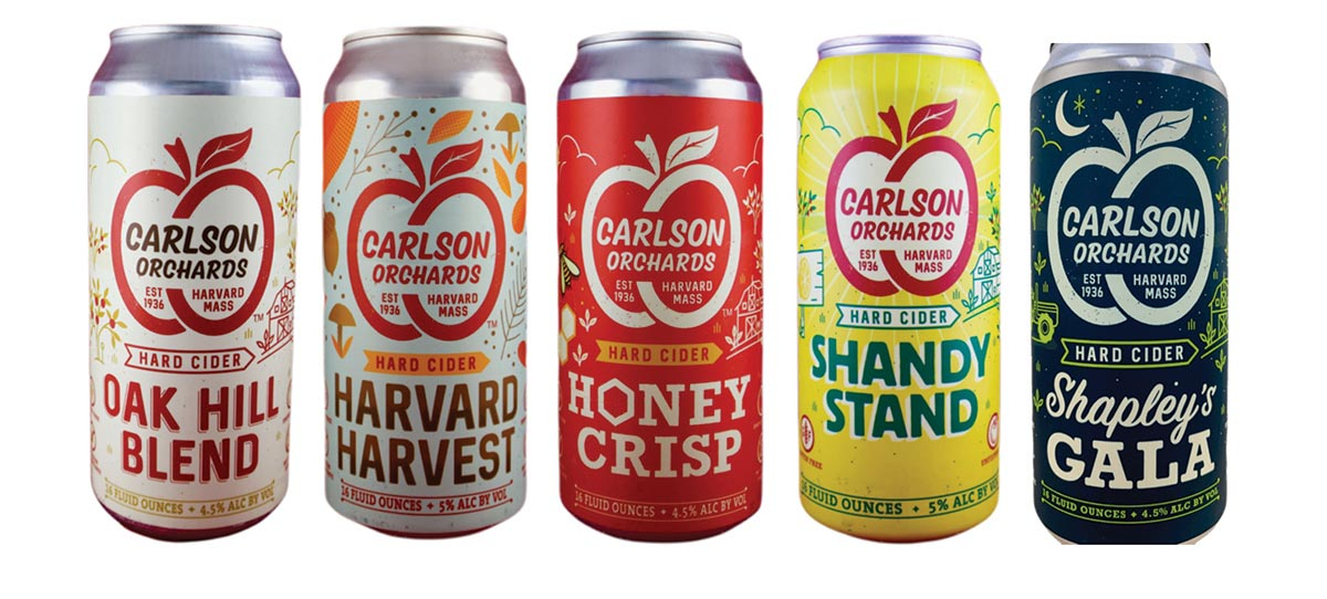 Massachusetts Hard Cider Line Joins Horizon Beverage