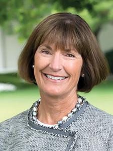 Carolyn Went, 2014-2015 Board Chairman.