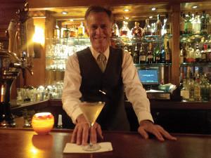 Anthony Spates, Bartender.