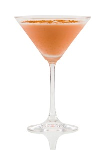 CHA CHA CHAI PUMPKIN MARTINI 1 ½ oz. TANDUAY Gold Asian Rum ¾ oz. of vanilla chai simple syrup* 1 ¼ oz. pumpkin liqueur ¾ oz. light cream Combine all ingredients over ice and shake until frothy. Strain into a martini glass and dust lightly with cinnamon.