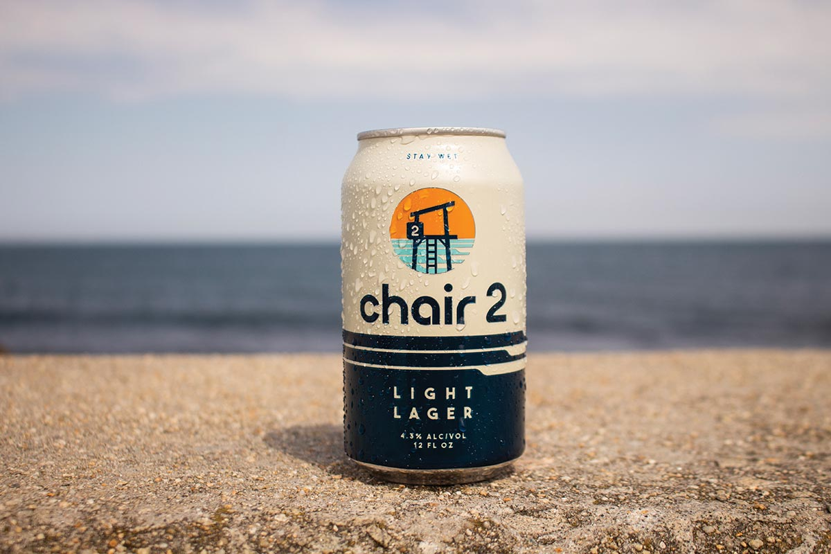 Sons of Liberty Launches Chair 2 Light Lager