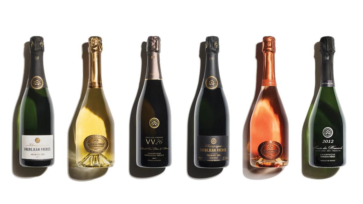 MD&S Distributors Launches Craft Champagne Import