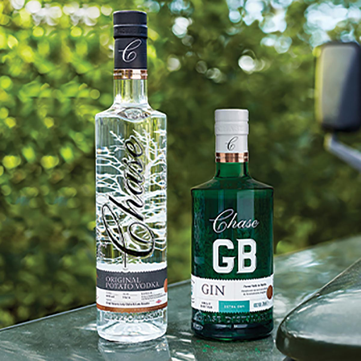 Diageo to Acquire Chase Distillery