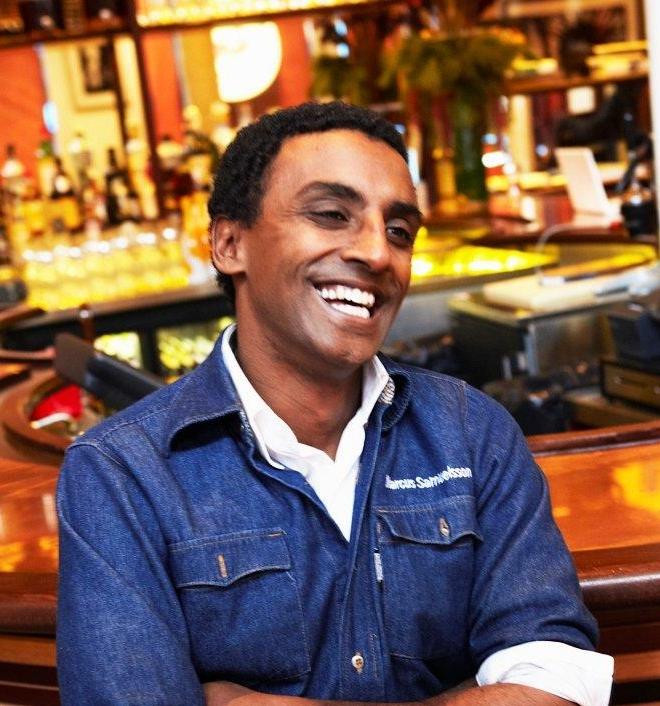SKYY® Names Samuelsson Brand's First Culinary Ambassador