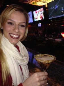 Chelos Snicker Bar Martini