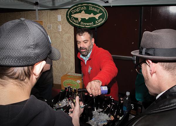 C&C Distributors Craft Beer Portfolio Tasting Taps Trade