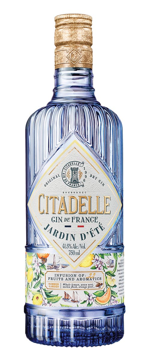 Citadelle Launches New French Summer Garden Gin