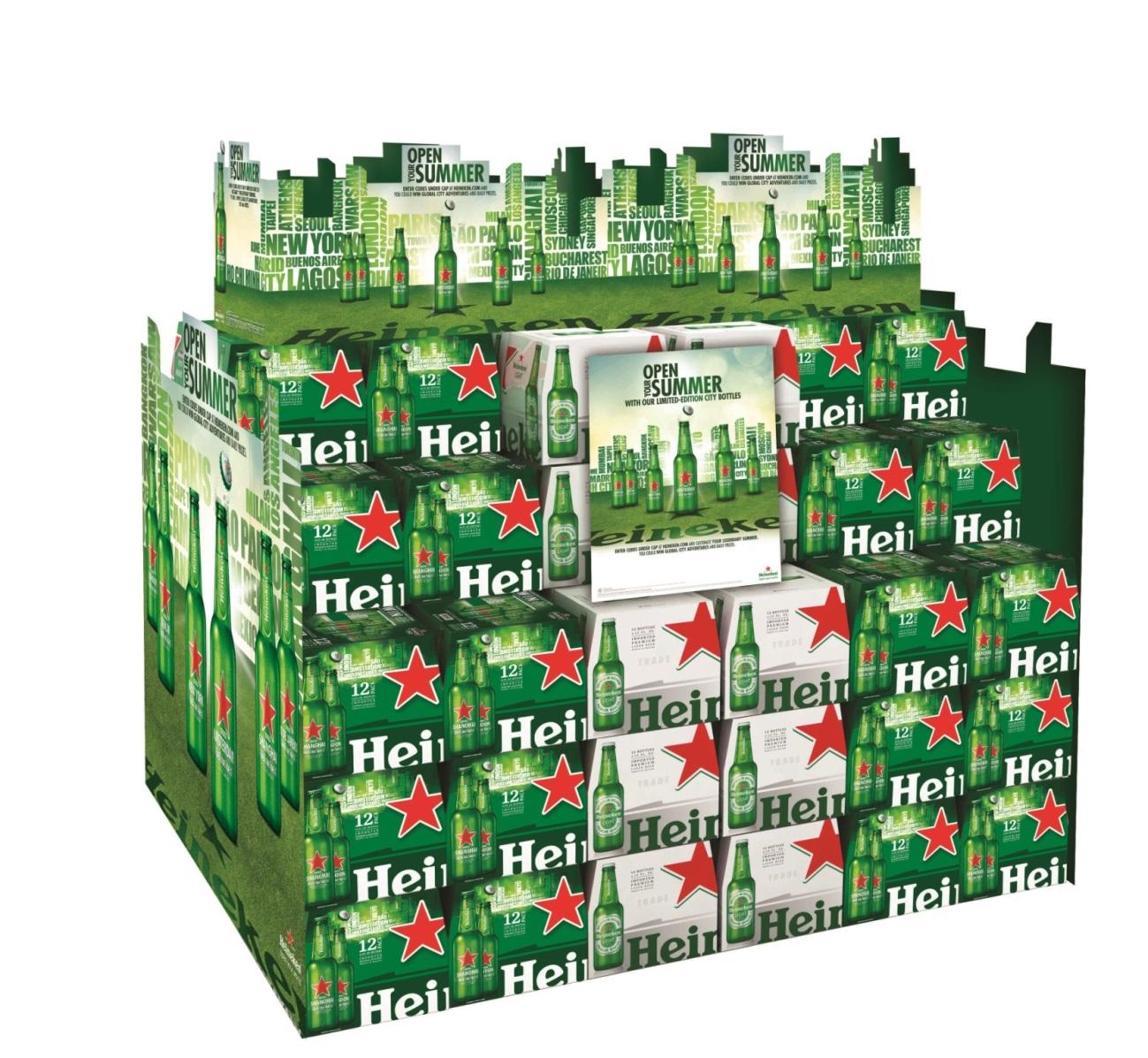 """Heineken Unveils '""""Open Your Summer"""" Sales Program"""