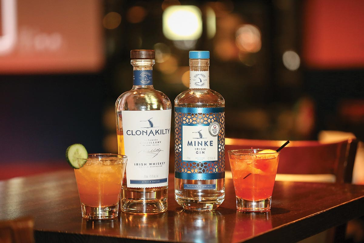 Revival Brewing Hosts Clonakilty Whiskey Night