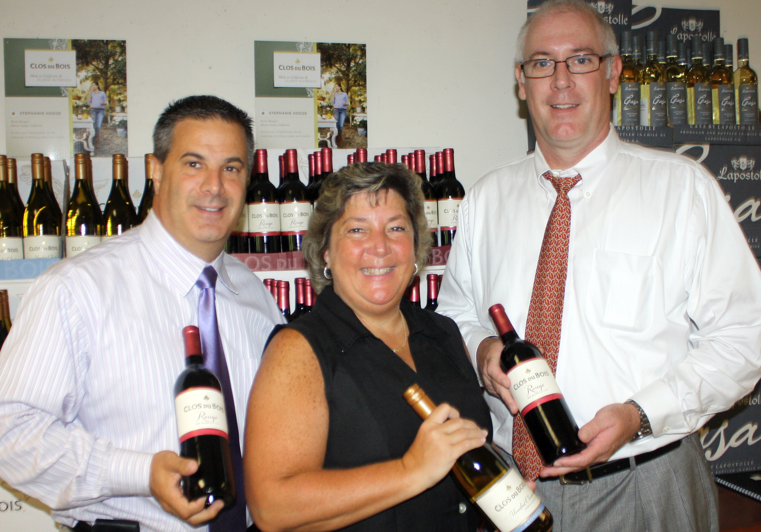AROUND TOWN: Clos du Bois Debuts Two New Wines
