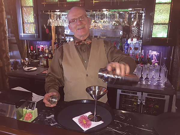 """Serving Up: """"Espresso Martini"""" at The Ritz Crystal Room"""