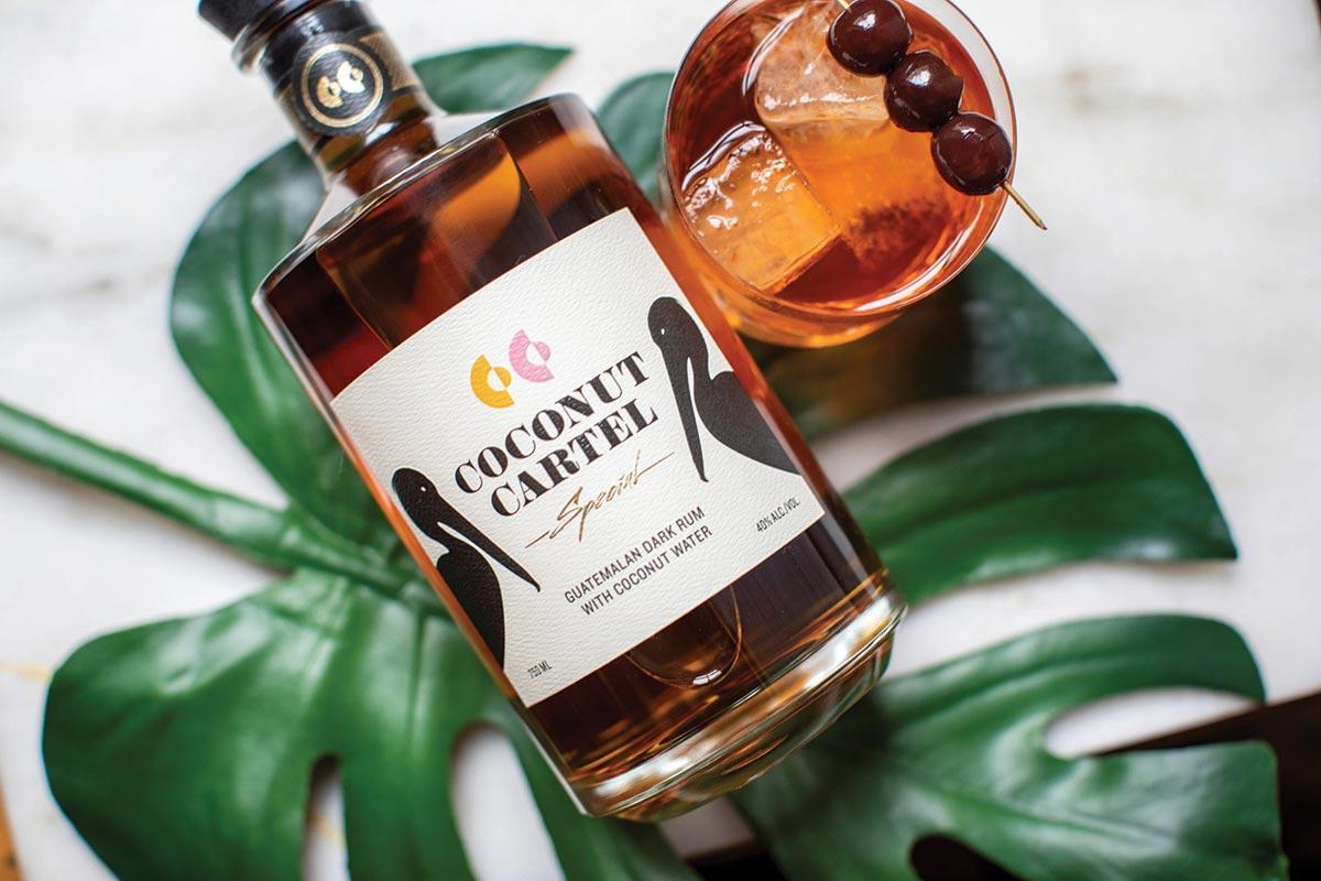 Coconut Cartel Guatemalan Rum Comes to Connecticut
