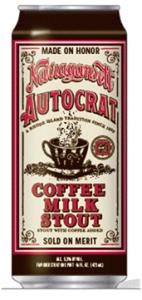 CoffeeMilkStout