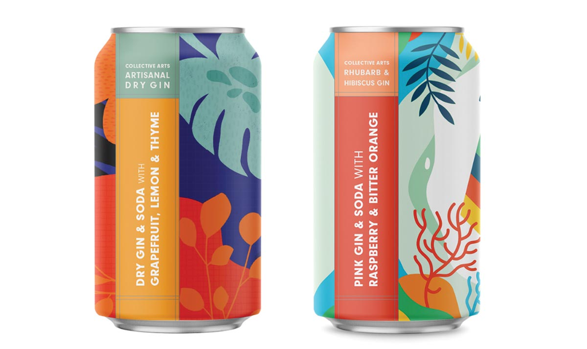 Collective Arts Ready-to-Drink Line Debuts in Connecticut