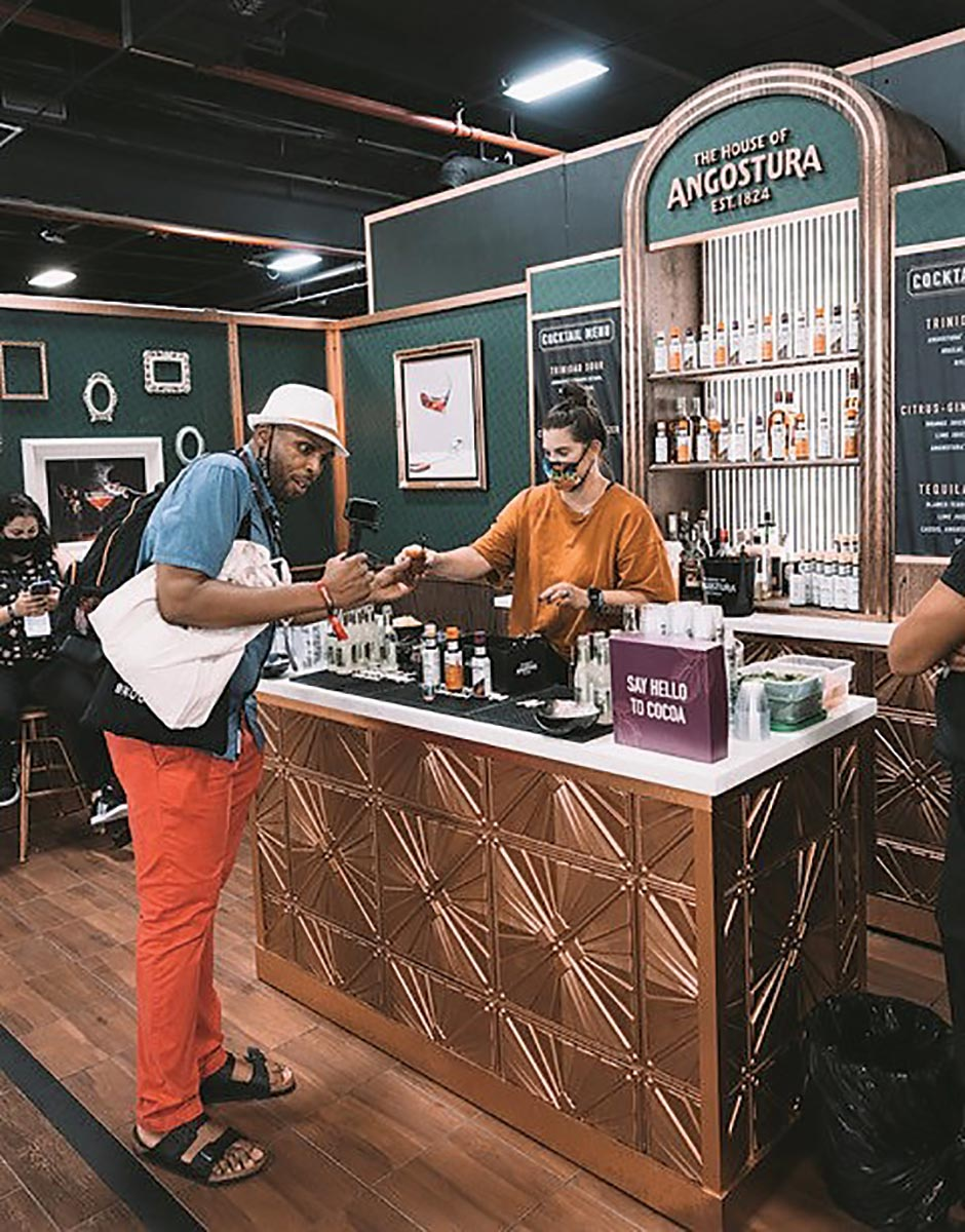 Behind the Bar: Oh Come, All Ye Industry, Joyful and Triumphant