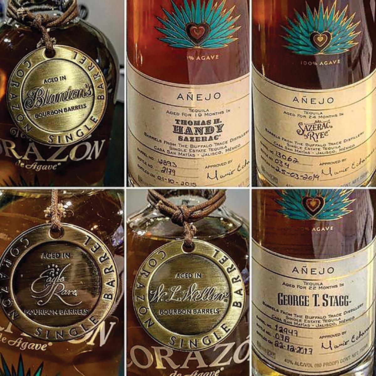 Oak Haven Table & Bar Highlights Corazón Tequila