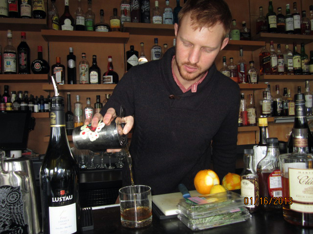 "Serving Up: The ""Oloroso"""