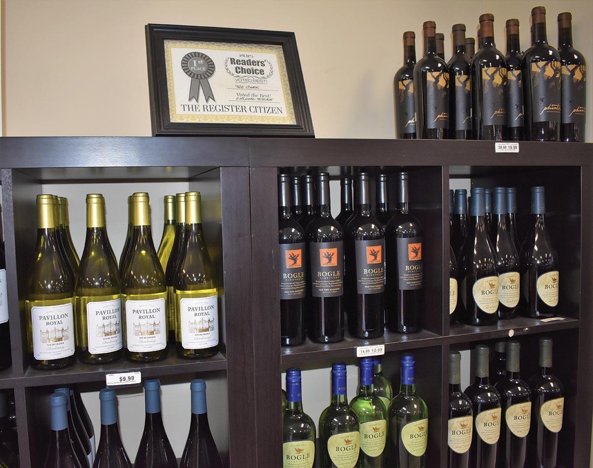 Retail Review: The Cork Fine Wine & Spirits