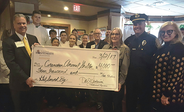 RI Hospitality Association, MattIello Host Fundraising Breakfast